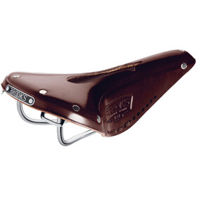 Brooks B17 Narrow Imperial Sattel braun